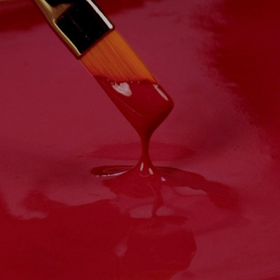 PAINT IT! - Peinture comestible Rouge Bourgogne de Rainbow dust